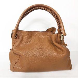 Leather Handbag by DVF Diane Von Furstenberg